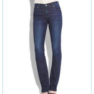 LUCKY BRAND BROOKE SLIM BOOT JEANS